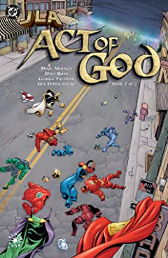 JLA: Act of God (2000-2001) No.2