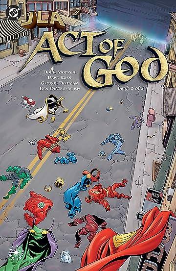 JLA: Act of God (2000-2001) #2