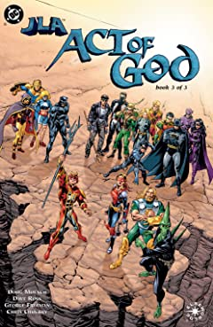 JLA: Act of God (2000-2001) No.3