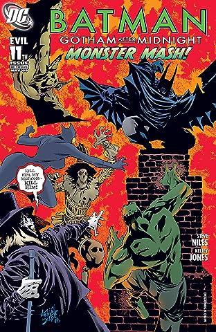 Batman: Gotham After Midnight (2008-2009) #11