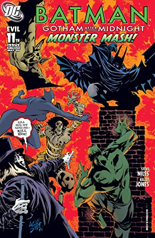 Batman: Gotham After Midnight (2008-2009) #11