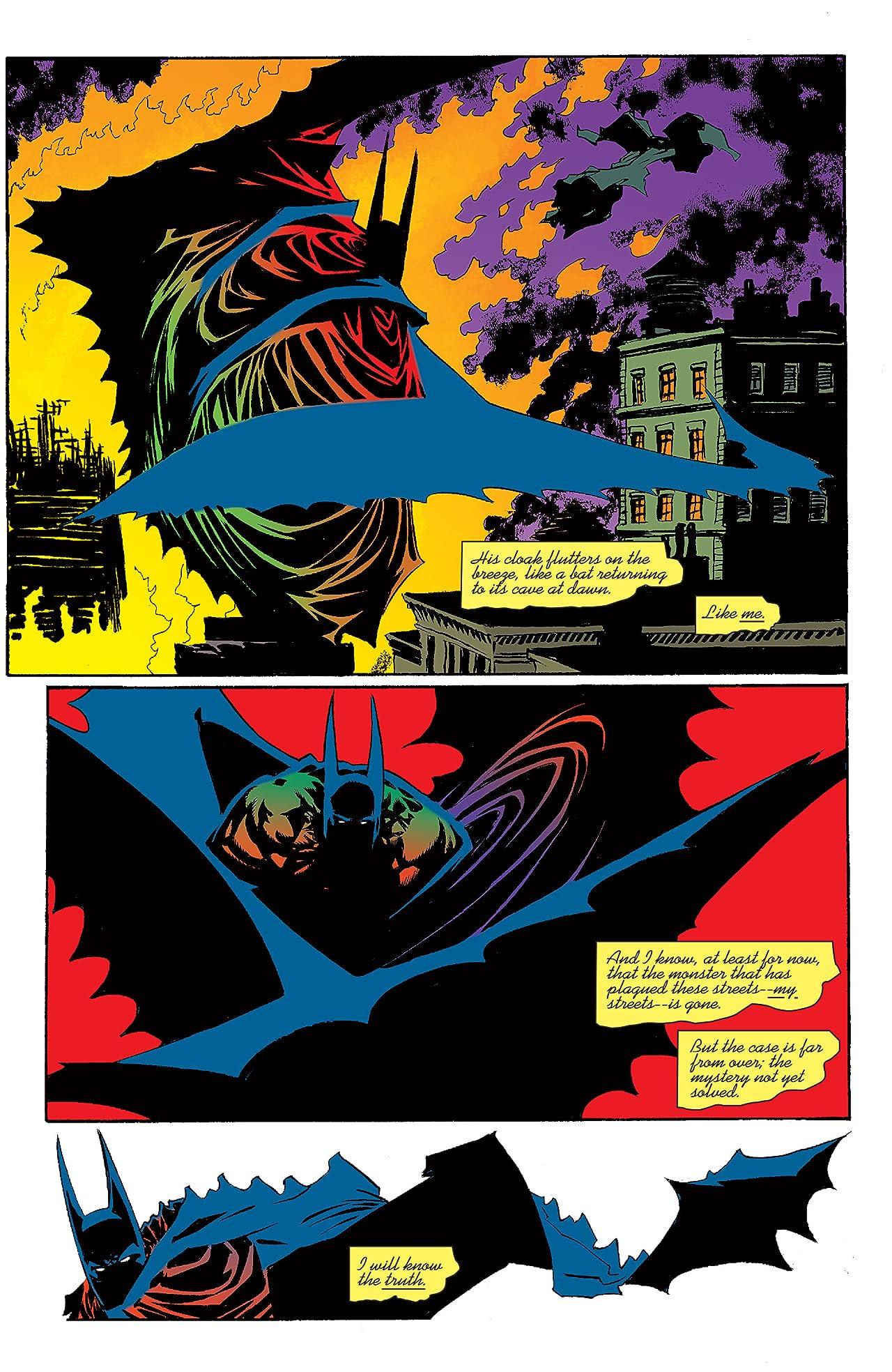 Batman: Gotham After Midnight (2008-2009) #12