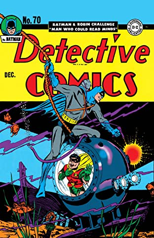 Detective Comics (1937-2011) #70