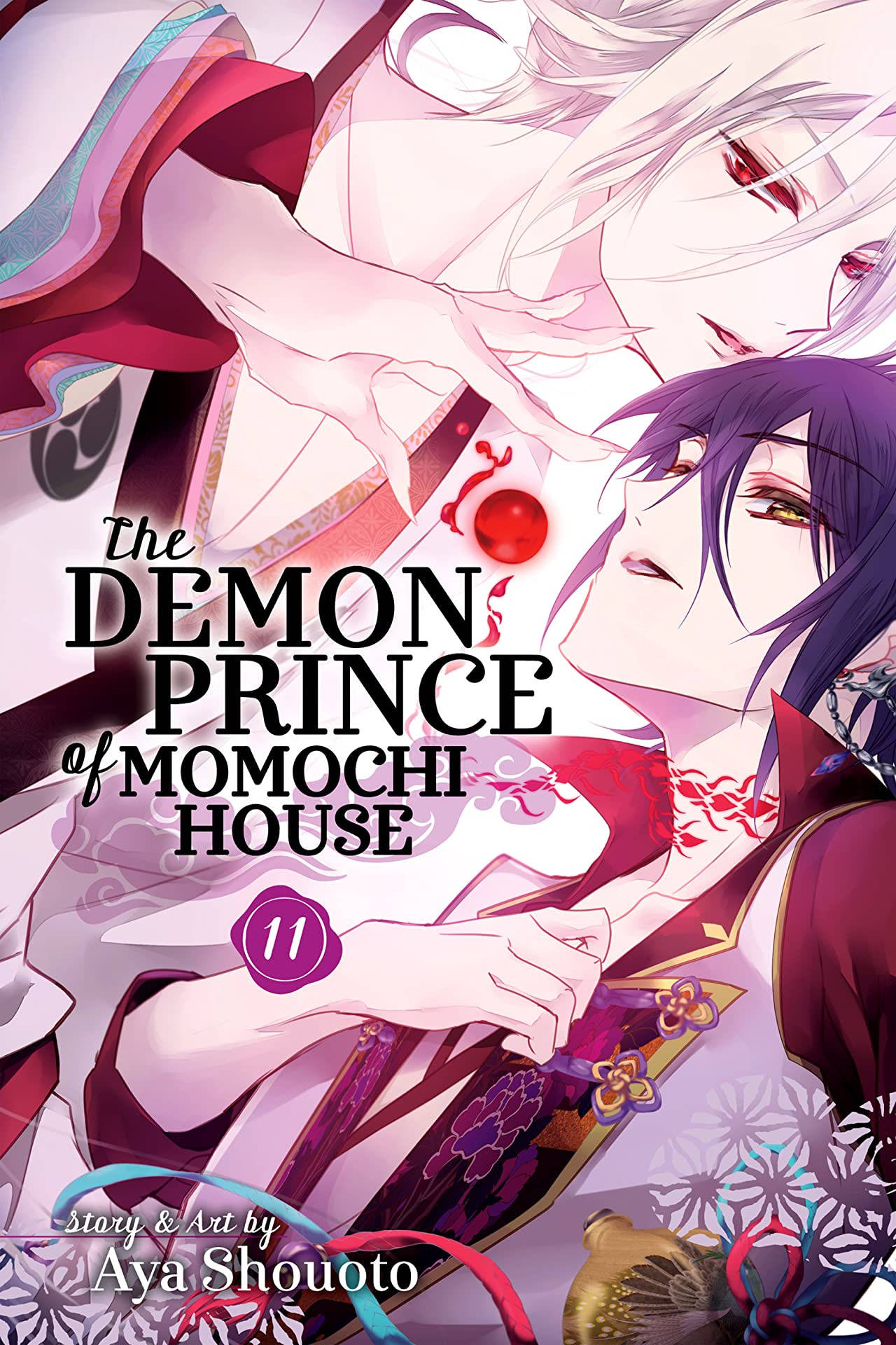 The Demon Prince of Momochi House Vol. 11