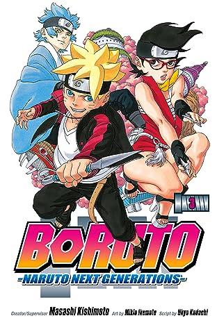 Boruto: Naruto Next Generations Tome 3