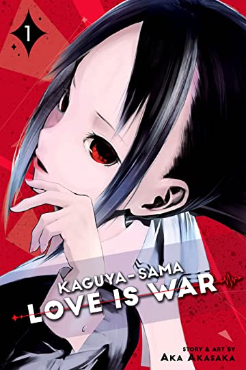 Kaguya-sama: Love is War Vol. 1