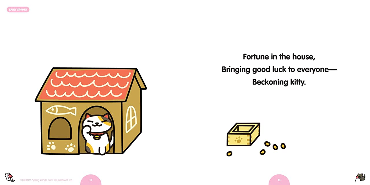 Neko Atsume Kitty Collector Haiku: Seasons of the Kitty Vol. 1