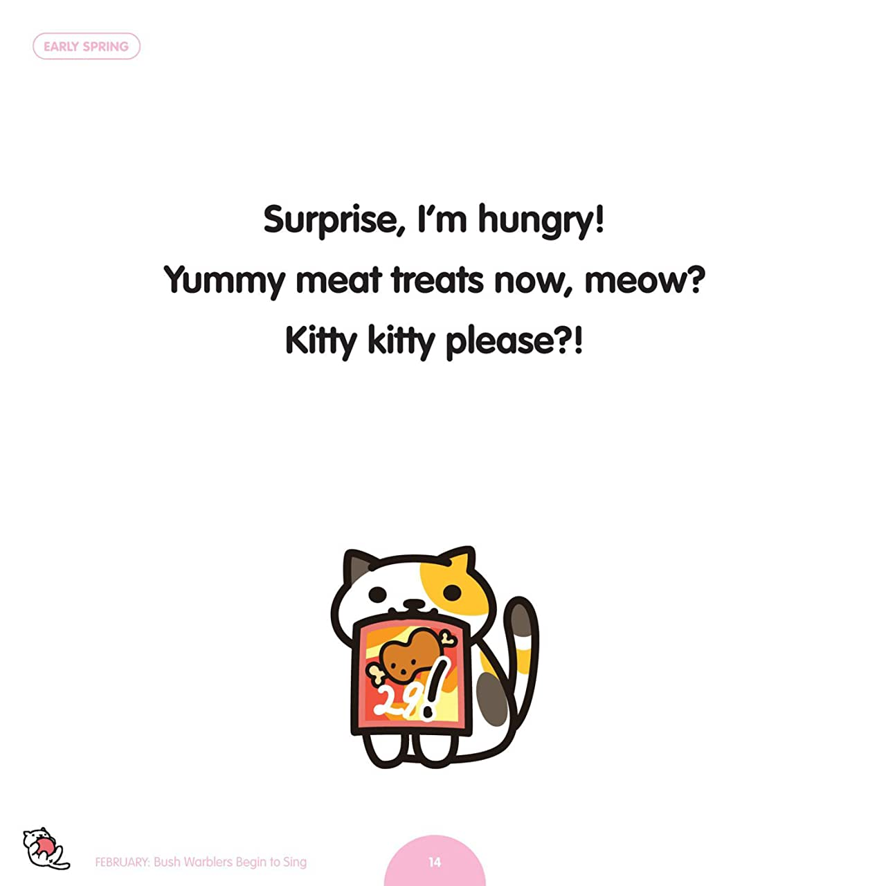 Neko Atsume Kitty Collector Haiku: Seasons of the Kitty Vol. 1