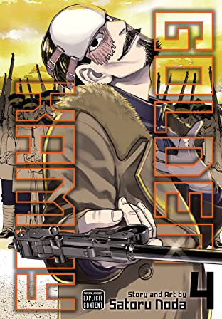 Golden Kamuy Vol. 4