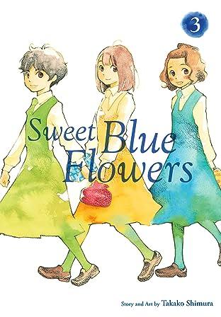 Sweet Blue Flowers Vol. 3