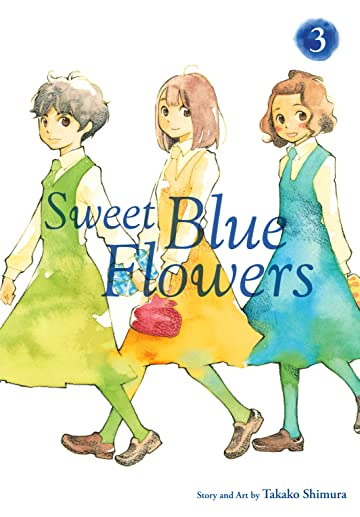 Sweet Blue Flowers Vol. 3