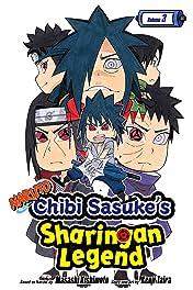 Naruto: Chibi Sasuke's Sharingan Legend Vol. 3