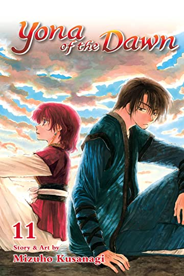 Yona of the Dawn Vol. 11