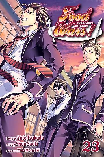 Food Wars!: Shokugeki no Soma Vol. 23