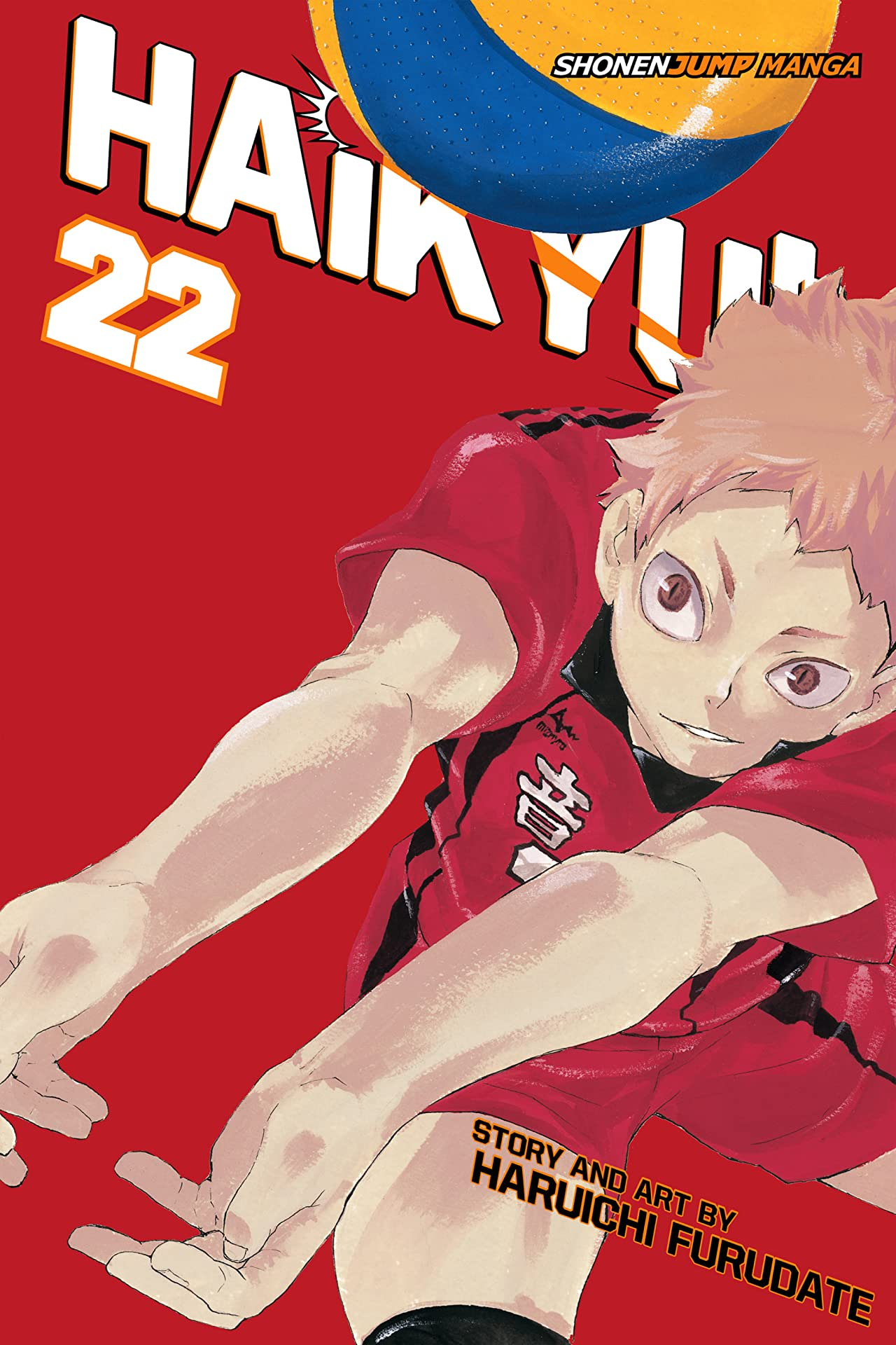 Haikyu!! Vol. 22