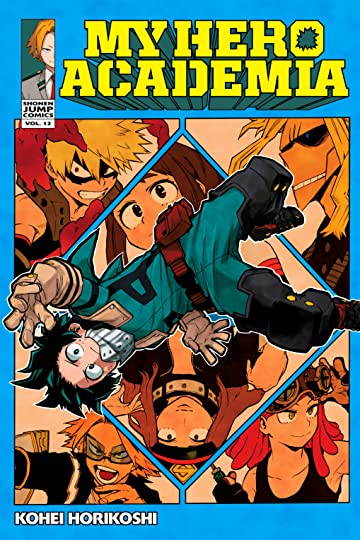 My Hero Academia Tome 12