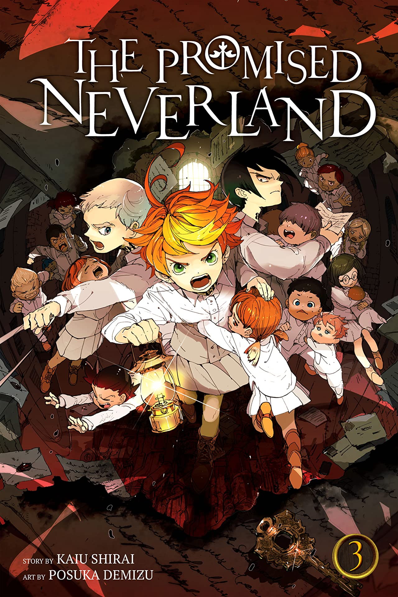 The Promised Neverland Vol. 3