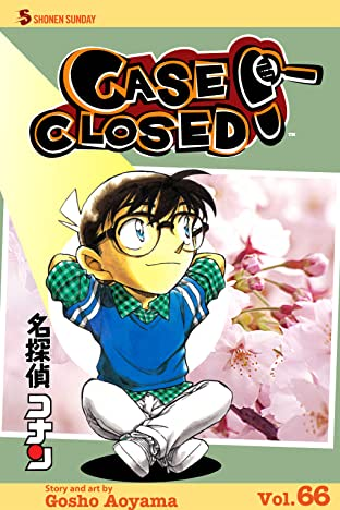 Case Closed Vol. 66