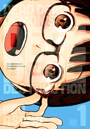 Dead Dead Demon's Dededede Destruction Tome 1