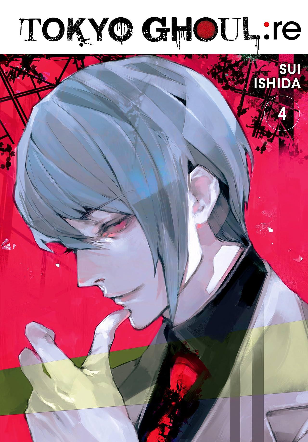 Tokyo Ghoul: re Vol. 4