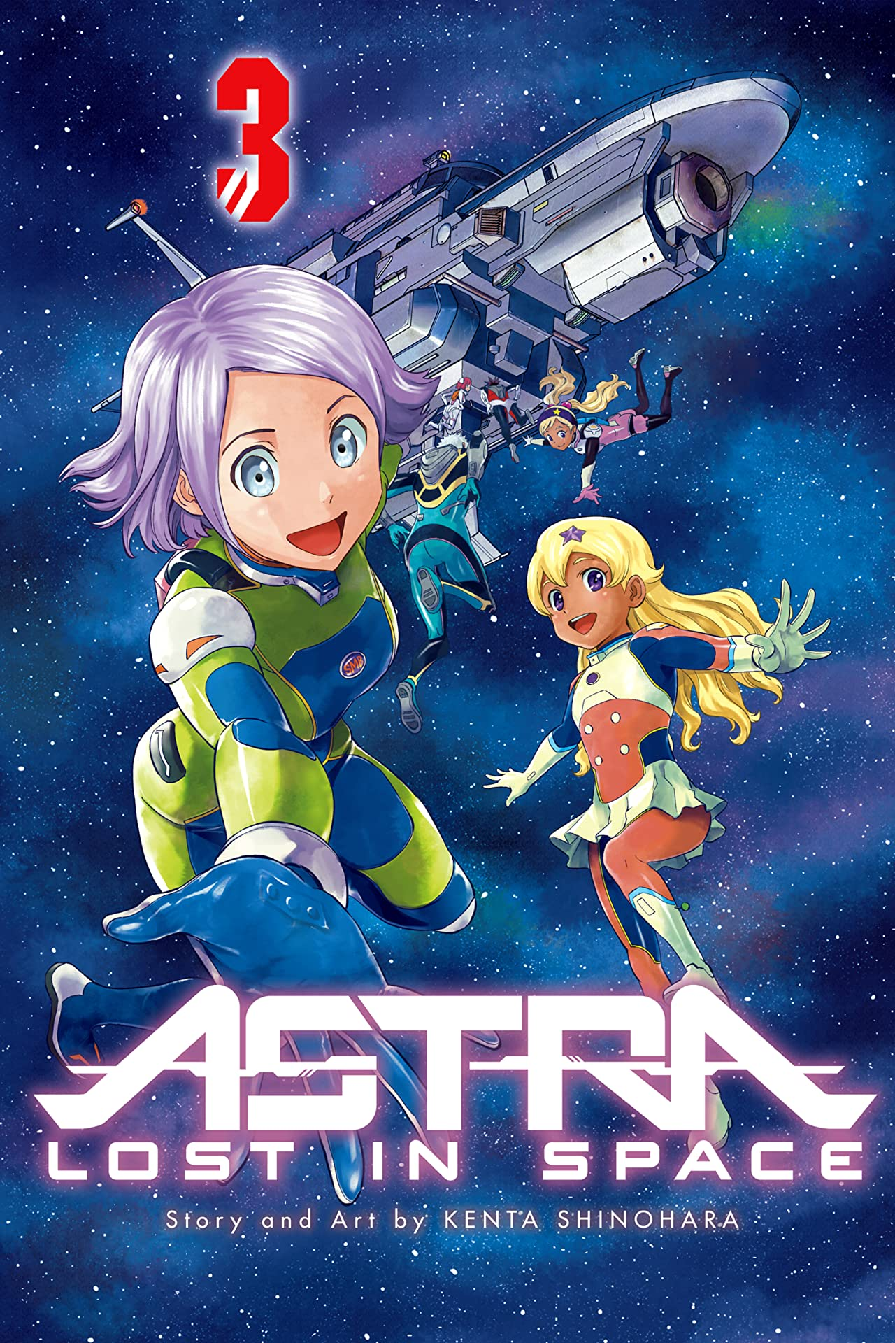 Astra Lost in Space Vol. 3