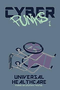 Cyber Punks #1