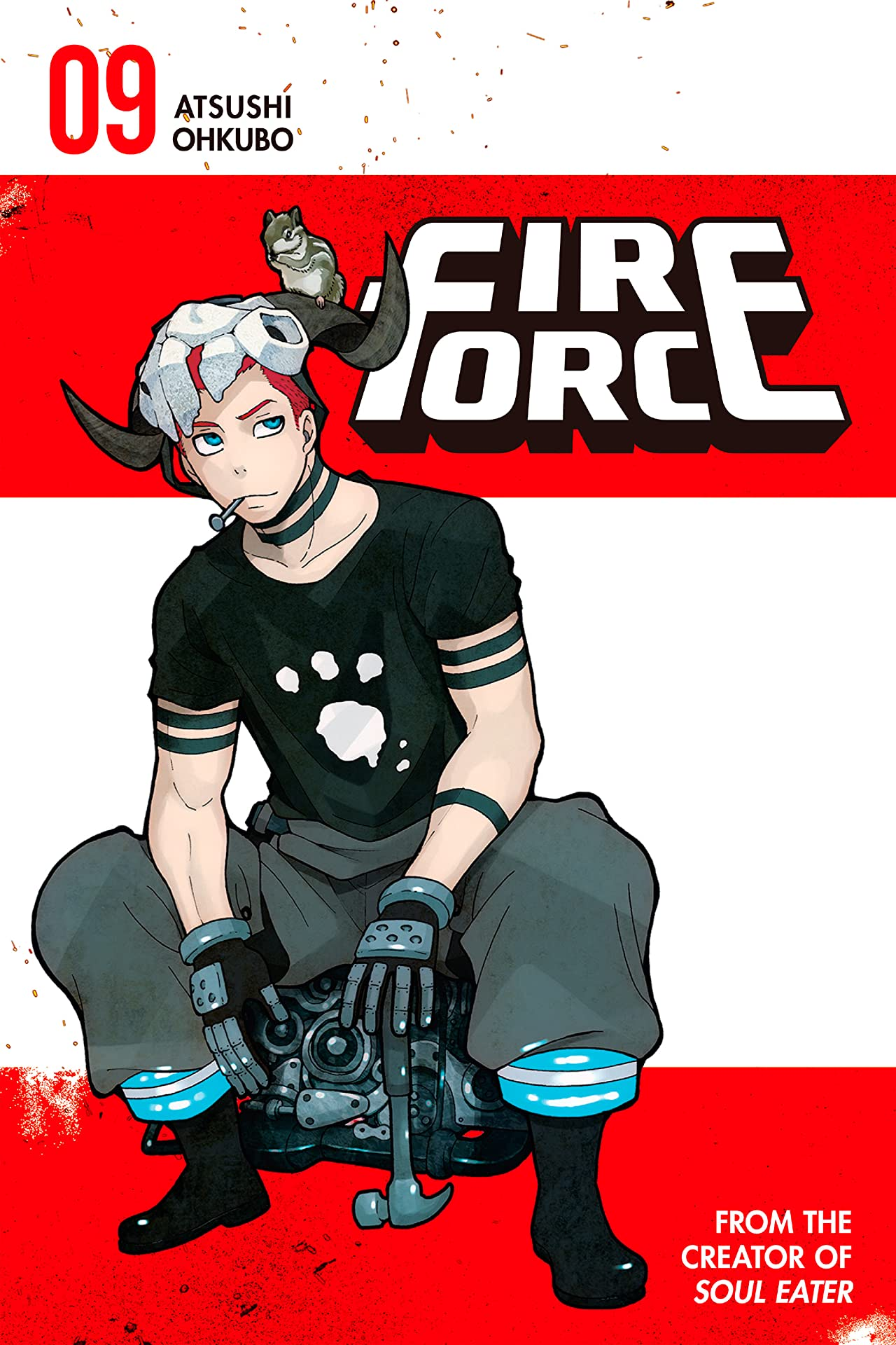 Fire Force Vol. 9