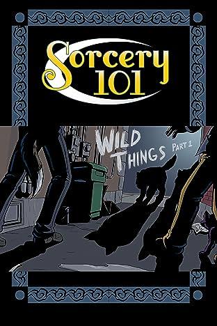 Sorcery 101 No.4