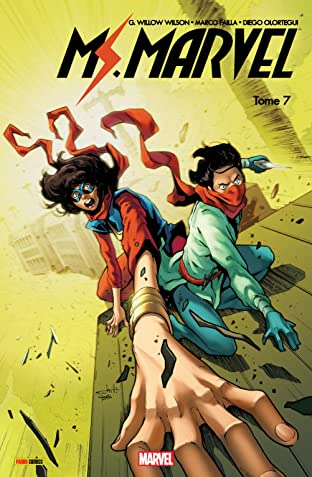 Ms. Marvel Vol. 7: La Mecque