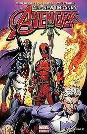 All-New Uncanny Avengers Vol. 2: L'homme tombé du ciel