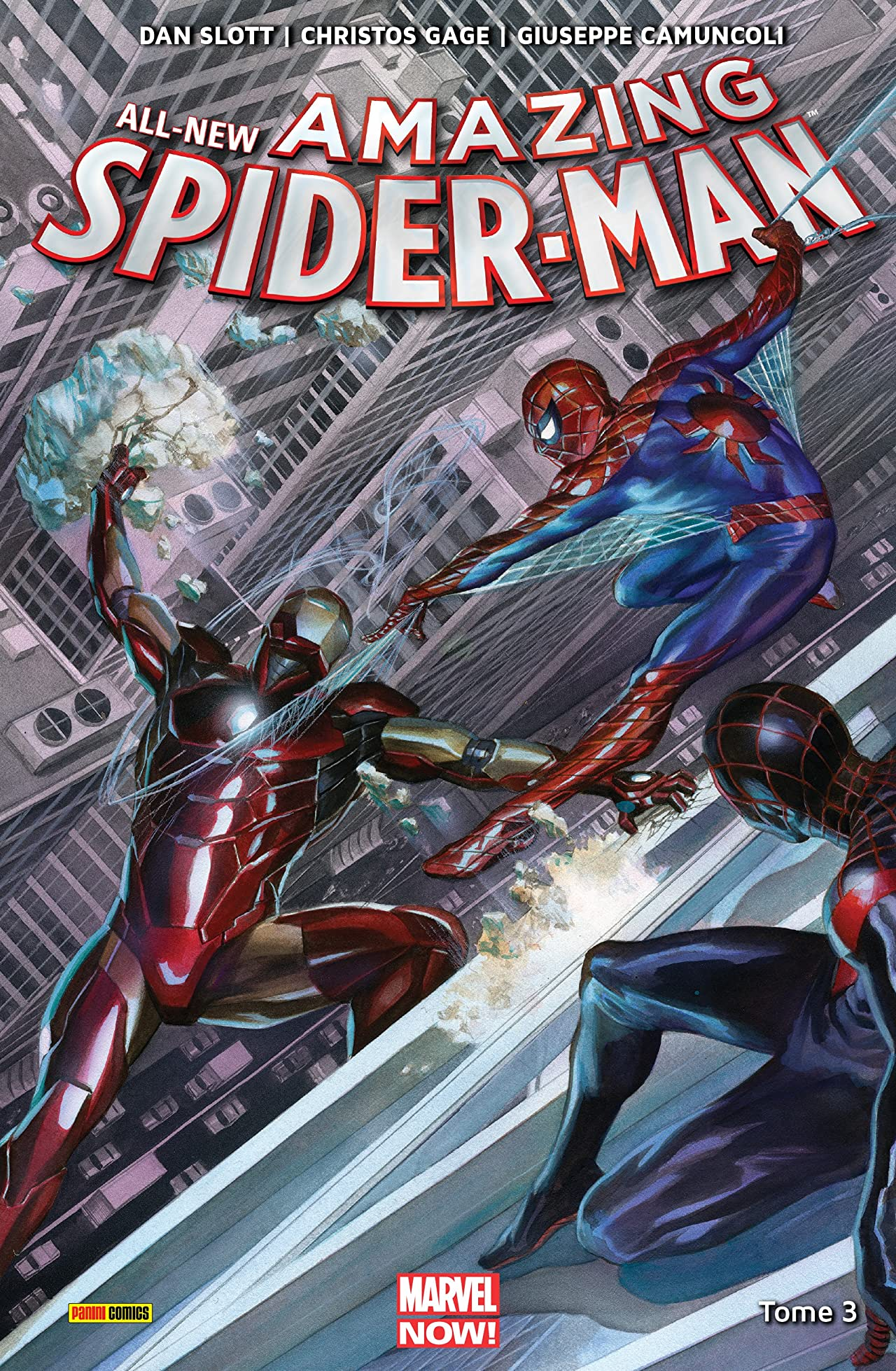 All-New Amazing Spider-Man Vol. 3: Jeu de pouvoir