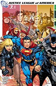Justice League of America (2006-2011) #7