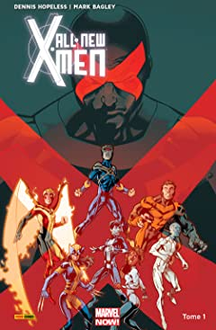 All-New X-Men Vol. 1: Les fantômes de Cyclope