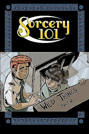 Sorcery 101 No.5