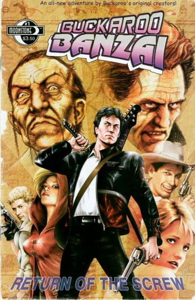 Buckaroo Banzai: Return of the Screw No.1