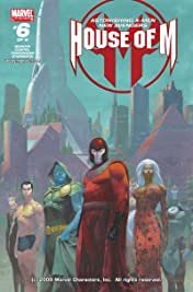 House of M #6 (of 8)