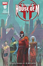 House of M No.6 (sur 8)