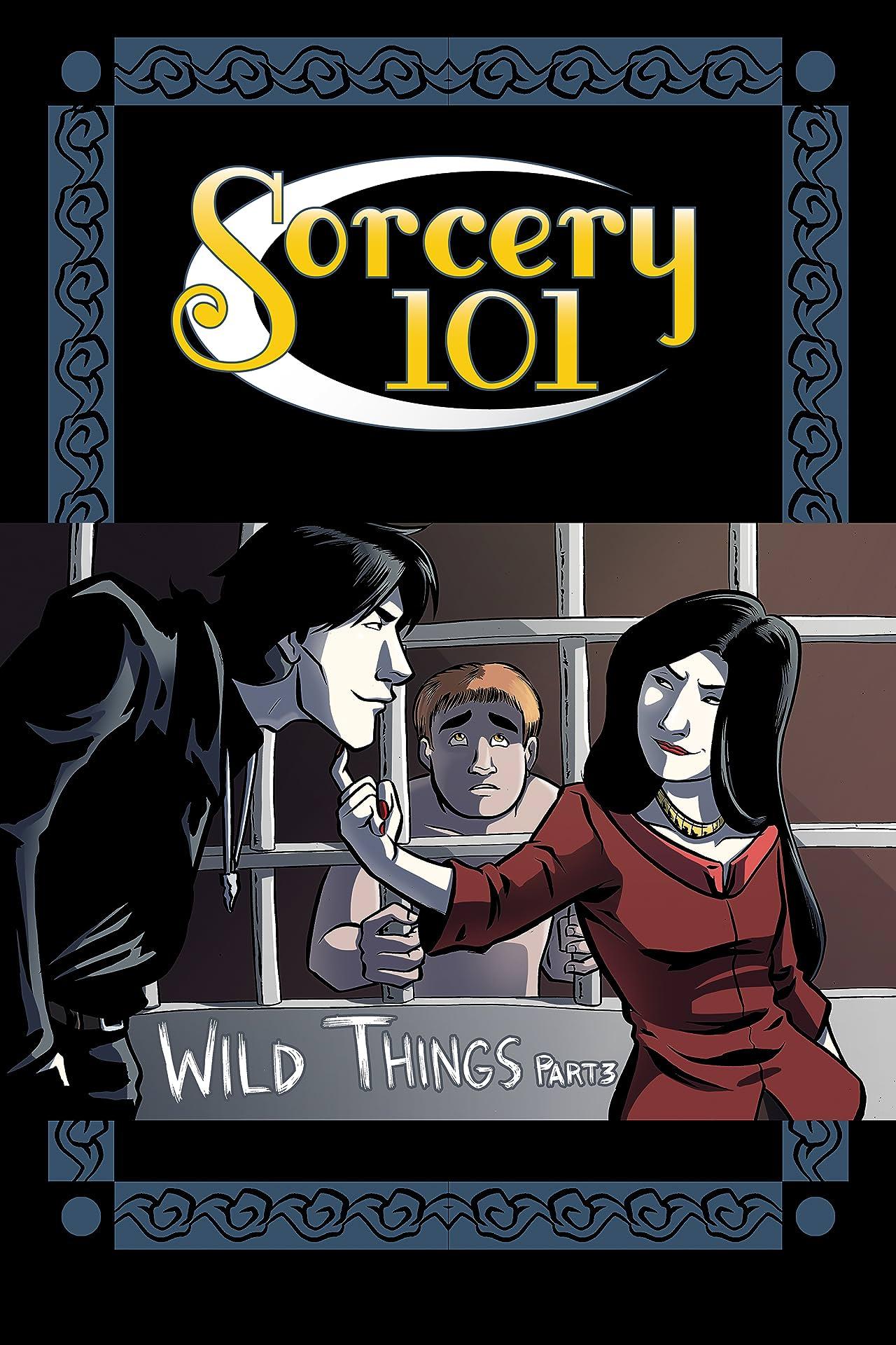 Sorcery 101 #6