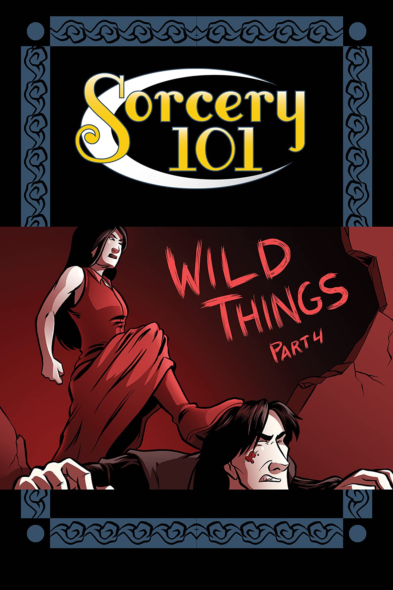Sorcery 101 #7