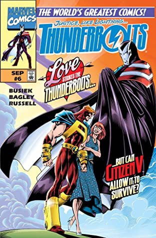 Thunderbolts (1997-2003) No.6