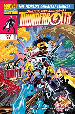 Thunderbolts (1997-2003) No.7