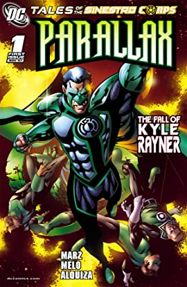 Tales of the Sinestro Corps Presents: Parallax