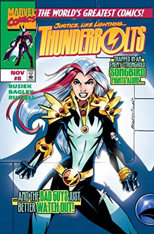 Thunderbolts (1997-2003) No.8