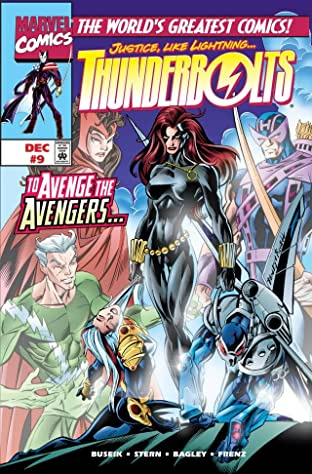 Thunderbolts (1997-2003) No.9