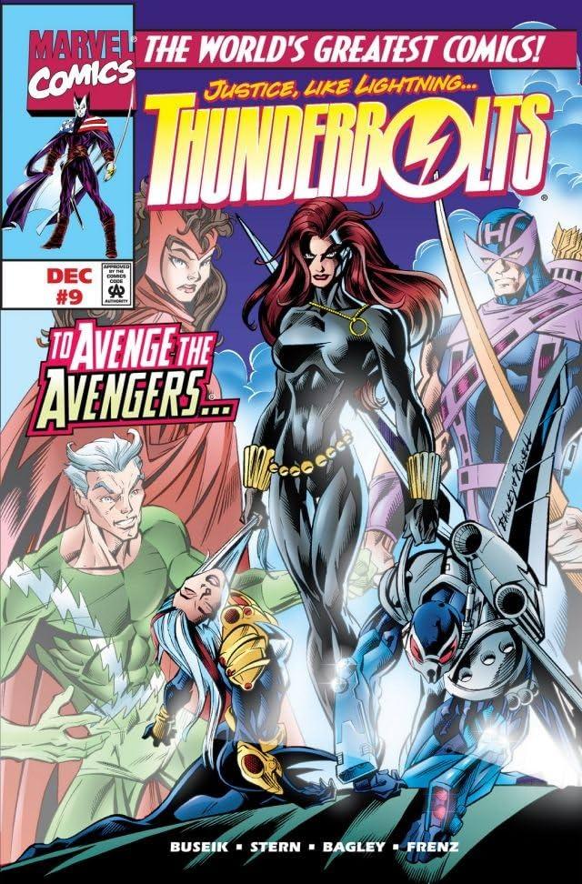 Thunderbolts (1997-2003) #9