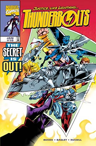 Thunderbolts (1997-2003) No.10