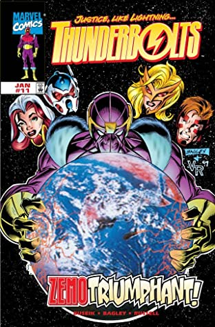 Thunderbolts (1997-2003) No.11