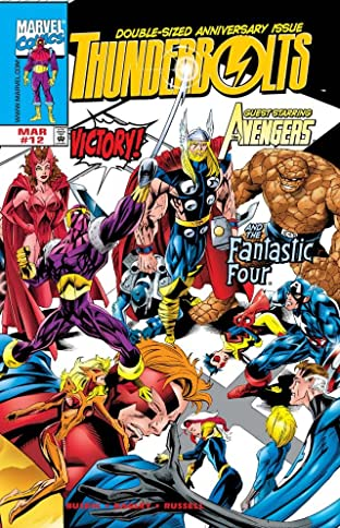 Thunderbolts (1997-2003) No.12