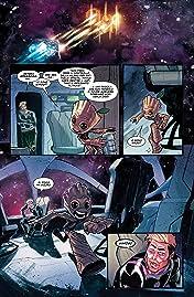 Guardiani Della Galassia Presenta: Io Sono Groot: La Porta Dimenticata