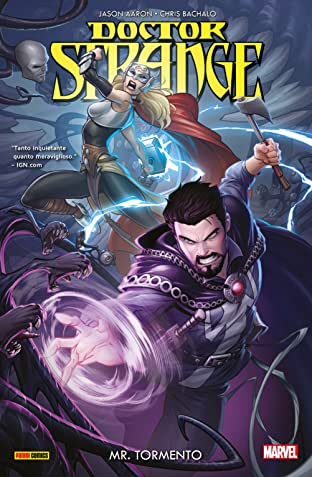 Doctor Strange Vol. 4: Mr. Tormento